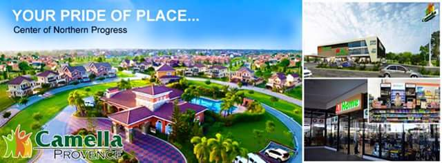Camella Homes Provence - Future Center of bulacan