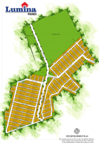 Lumina Pandi Site Development plan