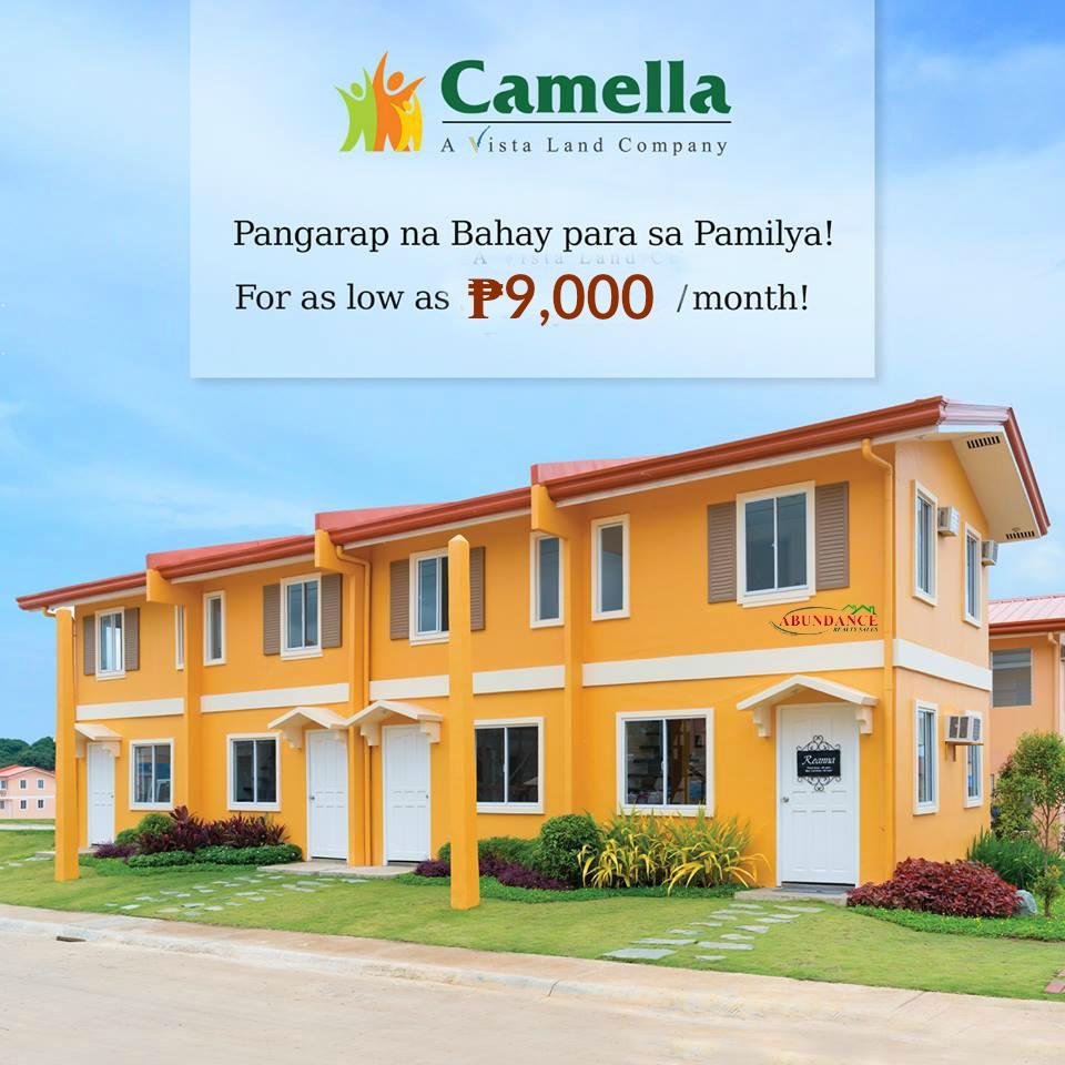 Camella Homes Kitchen Design