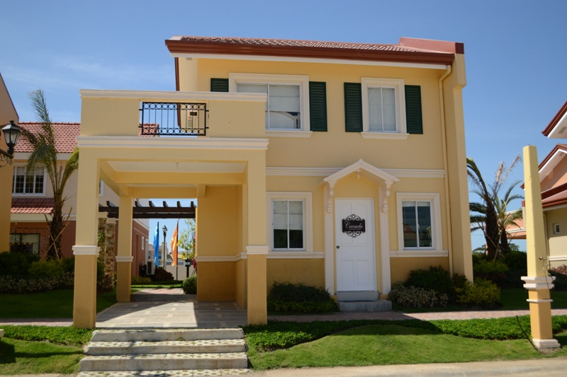 Carmela Rfo House And Lot For Sale In Malolos