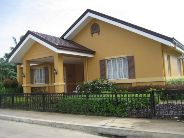 Celandine - Camella Homes Provence - House and lot for sale in Malolos