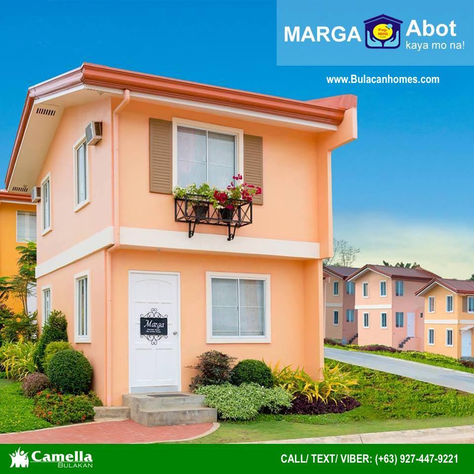 Marga Camella Bulakan Pag ibig financing