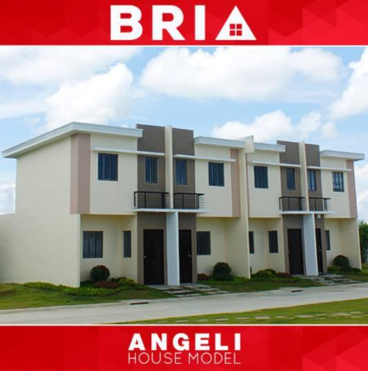 Angeli Bria Homes Malolos - Townhouse for sale Bria Malolos