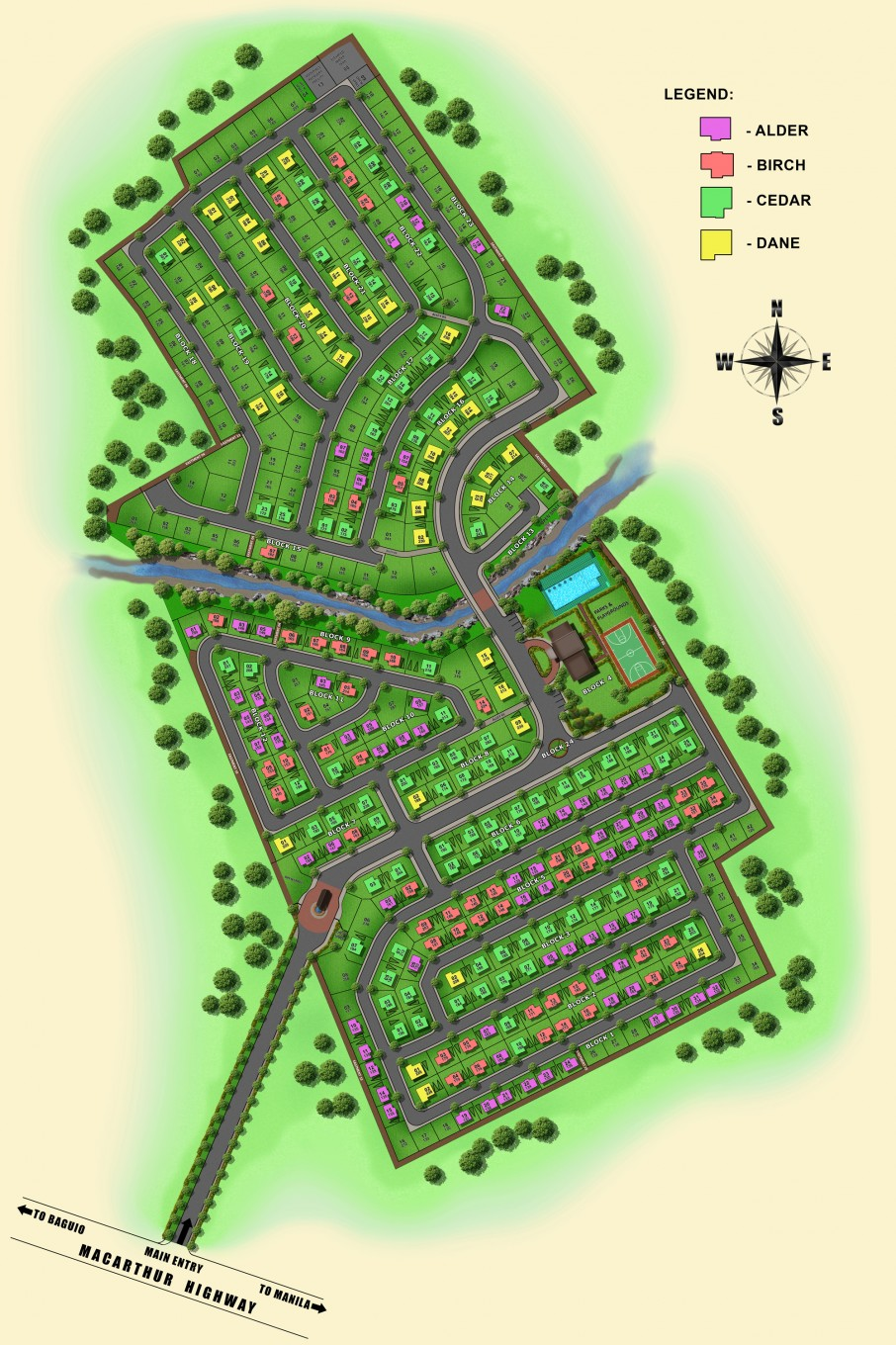 Madera Grove Estates Site Development Plan