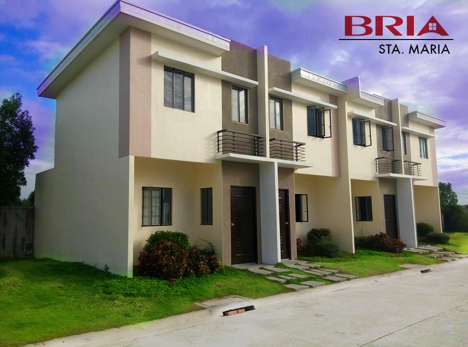 Angeli Bria Homes Sta Maria, Bulacan | Bulacanhomes (Townhouse)