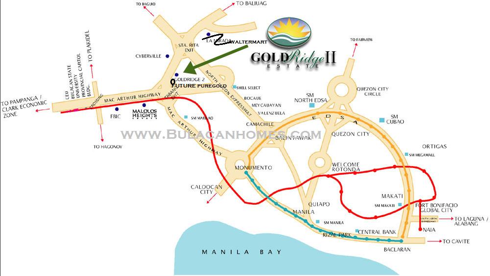 Goldridge Estates Guiguinto Bulacan Bulacanhomes Executive